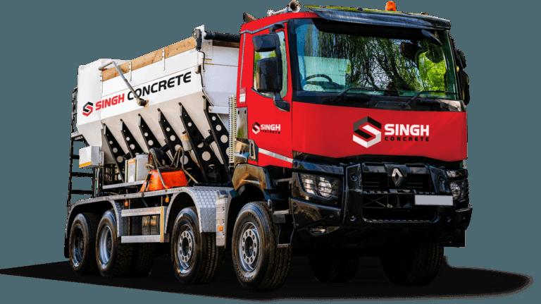 Singh Concrete Truck